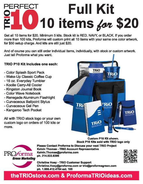 All Items for $20 flyer