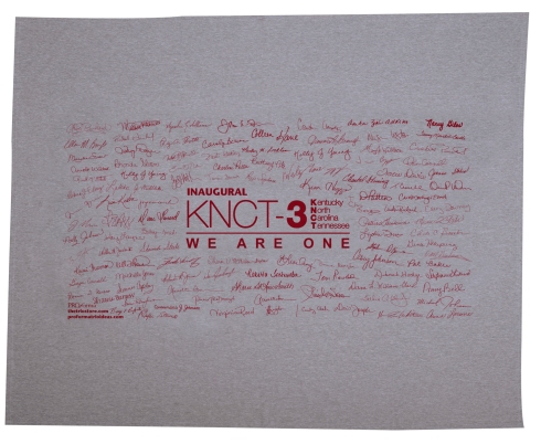 KNCT-3 Conference Signature Towel
