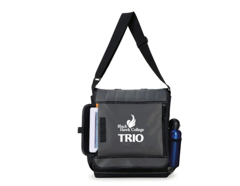 This modern computer bag was designed with the tech-savvy professional in mind.