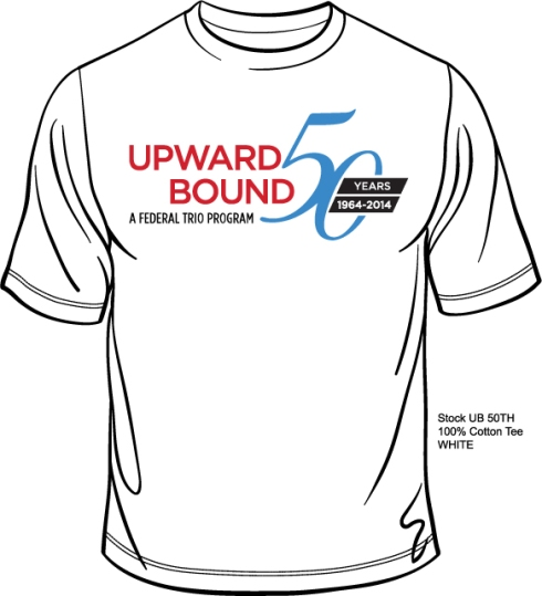 These shirts are ready to go. UB programs come and get them!!