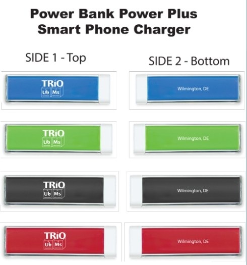 2200 mAh Lithium Ion Grade A Non-Recycled Battery. Features A USB Output And Micro USB Input (Cord Included). Charges Smart Phones, MP3 Players, And More! 5 Volt, .8 Amp Output. Requires Your Phone's Charging Cord To Charge Your Device.