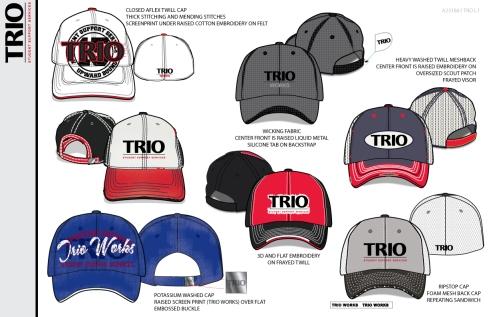 TRIO 2015 Designs