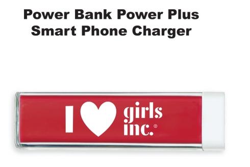 Girls Inc, logo