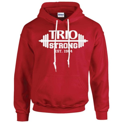 We can do on most any hoodie color.