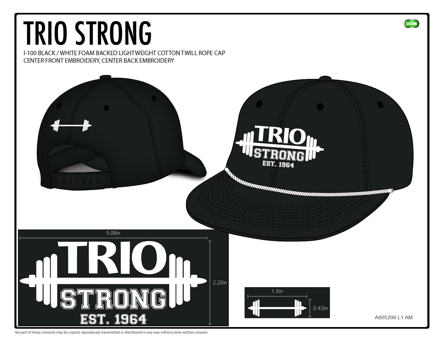 New TRIO Cap Designs  sc 1 st  Proforma TRIO Ideas & New TRIO Cap Designs | Proforma TRIO Ideas