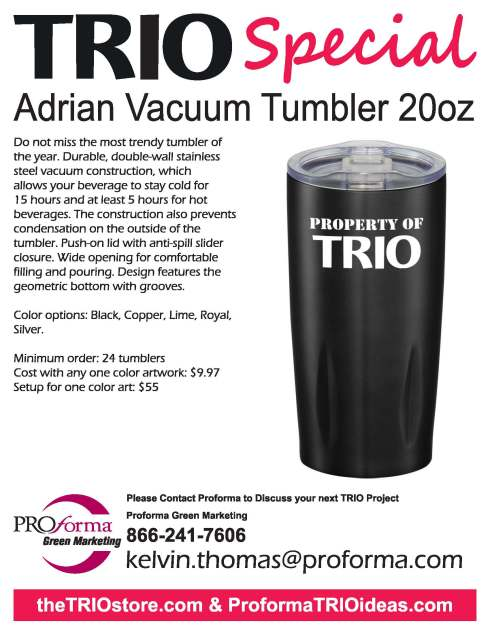 65709d01323 Do not miss the most trendy tumbler of the year. Durable, double-wall stainless  steel vacuum construction, which allows your beverage to stay cold for 15  ...